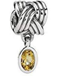 PANDORA - Abalorio Pl.quartz Yellow - Lyst