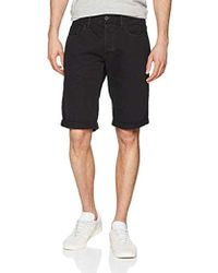 7ac734e290 G-Star RAW Cotton Camo Shorts in Green for Men - Lyst