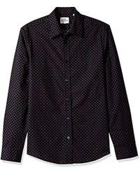 Ben Sherman - Long Sleeve Modern Check Party Shirt - Lyst
