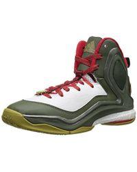 960dd2cc2fe4 adidas - D Rose 5 Boost Basketball Shoes Size 10.5 - Lyst