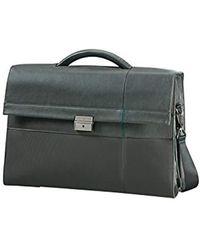 "Samsonite - Briefcase 2 Gussets 15.6"" - Lyst"