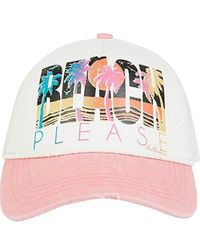 Billabong - Radical Dude Trucker Hat - Lyst