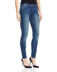 Guess - Shape Up Skinny Jeans - Lyst