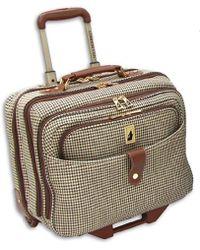 London Fog - Luggage Chelsea 20 Inch Wheeled Club Bag - Lyst