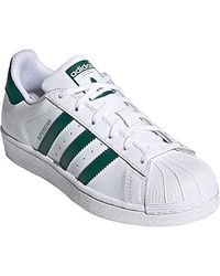 Adidas In Superstar Shoes Lyst White Trainers 6gyvfYb7