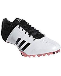 new styles 1353a 14e06 adidas - Unisex Adults  Adizero Finesse Track   Field Shoes - Lyst