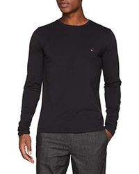 Tommy Hilfiger - Stretch Slim Fit Long Sleeve Top - Lyst