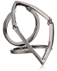 Campbell - Marquee Full Finger Ring - Lyst