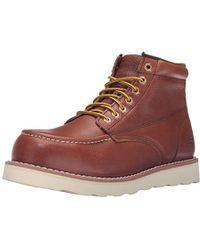Skechers - For Work Pettus Grafford Boot - Lyst