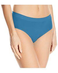 Wacoal - Skinsense Hi Cut Brief Panty - Lyst