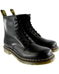 2dfb694542e Dr. Martens - 1460 Originals Eight-eye Lace-up Boot - Lyst