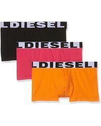 DIESEL - Shawn 3 Pack Large Logo - Lyst