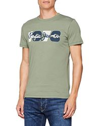 Pepe Jeans - Dion T-shirt - Lyst