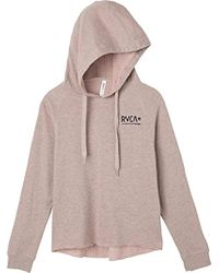 RVCA - Glance Pullover Hoodie - Lyst