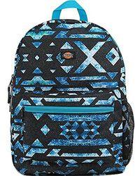 Dickies - Student Backpack, Ocean Geo, One Size - Lyst