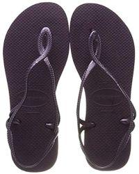 Havaianas Luna Flip Flops Sandals
