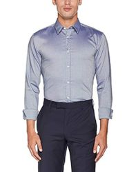 HUGO - Mens Elisha01 Casual Shirt - Lyst