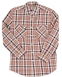 Pendleton - Long Sleeve Beach Shack Twill Shirt - Lyst