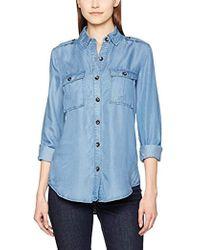 Dorothy Perkins - Soft Tencil Shirt - Lyst
