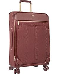 """Vince Camuto - 20"""" Expandable Spinner Carry On Luggage - Lyst"""