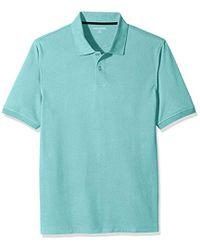 Amazon Essentials - Regular-fit Quick-dry Golf Polo Shirt - Lyst