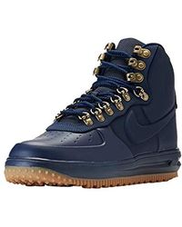 designer fashion a31c7 6f027 Nike - Lunar Force 1 Duckboot  18 Fitness Shoes - Lyst
