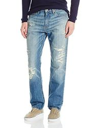 Levi's 541 Athletic Taper Fit Jean - Blue