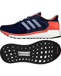 5f2e0ffc4dfba adidas Supernova St Aktiv Running Shoes in Gray - Lyst
