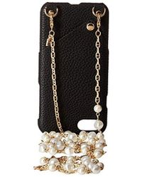 Laundry by Shelli Segal - Crossbody Cellphone Case And Necklace - Lyst