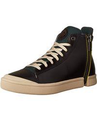 DIESEL - Zip-round S-nentish Fashion Sneaker - Lyst
