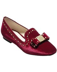 Cole Haan - Tali Bow Stud Loafer - Lyst