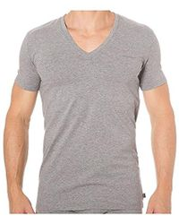 DIESEL - Jesse Cotton Stretch T-shirt - Lyst