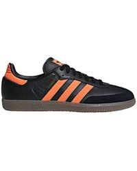 a40a8d985 Adidas Samba Og Gymnastics Shoes in Black for Men - Lyst