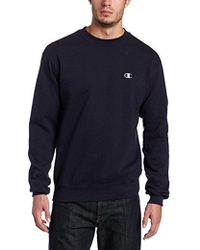 Champion - Pullover Eco Fleece Sweatshirt - Lyst