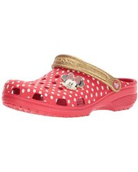 Crocs™ - Classic Minnie Mouse Clog - Lyst