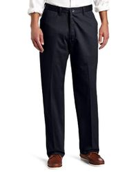 Lee Jeans - No-iron Relaxed-fit Flat-front Pant - Lyst