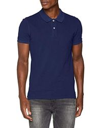 Pepe Jeans - Rotten, Polo para Hombre, Azul (Dk Blue 581) Small - Lyst