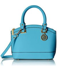 Anne Klein - New Recruits Small Dome Satchel - Lyst