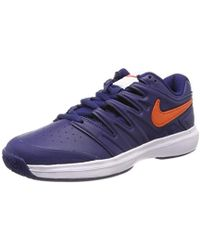 low priced a6177 e1927 Nike - Air Zoom Prestige Hc Lthr Tennis Shoes - Lyst