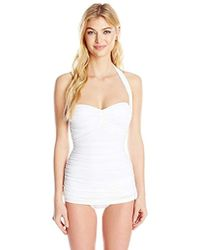 Norma Kamali - Bill Mio One-piece Swimsuit - Lyst