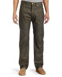 Levi's - 501 Original Shrink-to-fit Jeans - Lyst