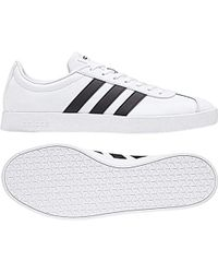 new style f0f40 662e5 adidas - Vl Court 2.0 Skateboarding Shoes - Lyst
