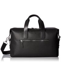 Lacoste - Chantaco Weekender, Nh2185ce Accessory, -black, 00 - Lyst