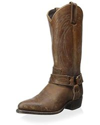 Frye - Billy Harness Ankle Boot - Lyst