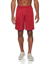 Amazon Essentials - Loose-fit Mesh Basketball Short - Lyst
