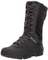 Merrell - Aurora Tall High Rise Hiking Shoes - Lyst