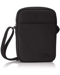 Lacoste - Sac Homme Access Premium Shoulder Bag - Lyst