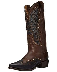 Stetson - Bella Riding Boot - Lyst