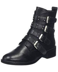 ALDO - Zauria Combat Boots - Lyst