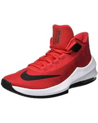 size 40 822d5 f1103 Nike - Air Max Infuriate 2 Mid Low-top Trainers - Lyst